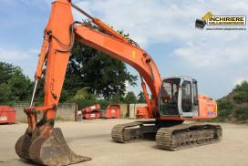 Inchiriere utilaj Excavator pe senile Fiat Hitachi